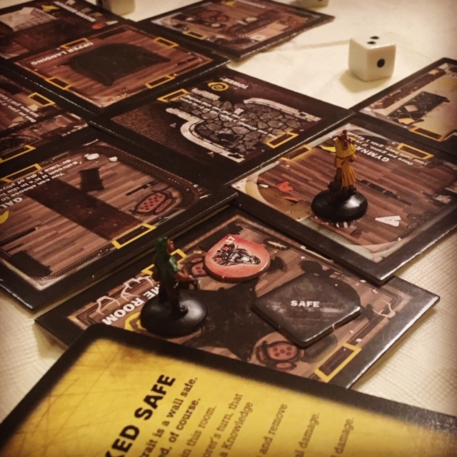 betrayal on hill house board game