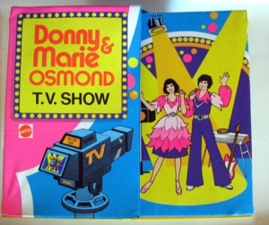 Donny and Marie Osmond with Friends