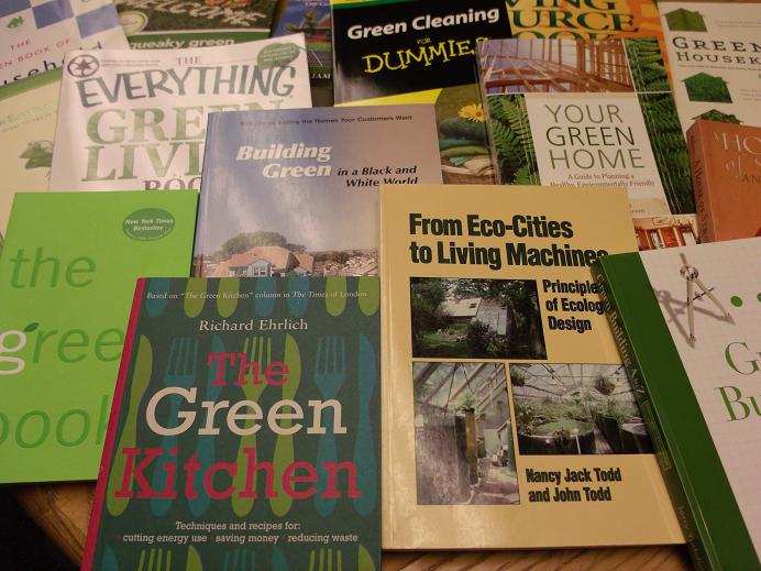 Living Green Books