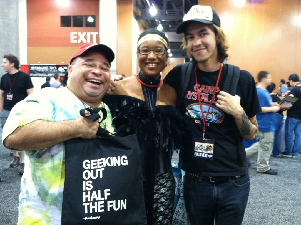 Geeking Out at Phoenix ComiCon