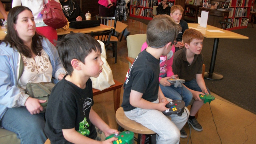 four player kids