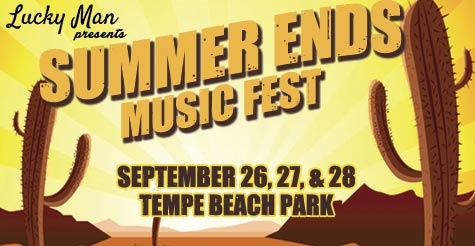 summer ends music festival