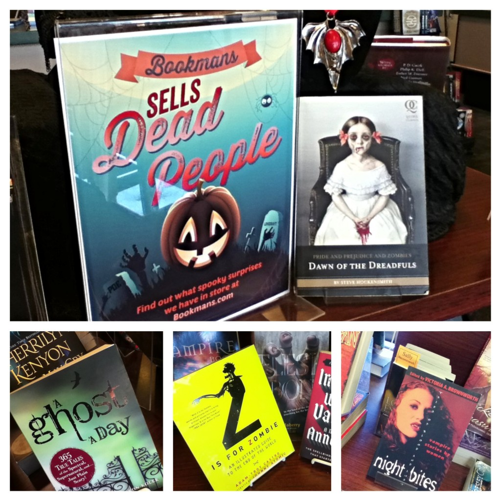 Employee Recommends: Haunted Lit at Bookmans Speedway ... - photo#10