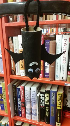Bookmans Bat Craft