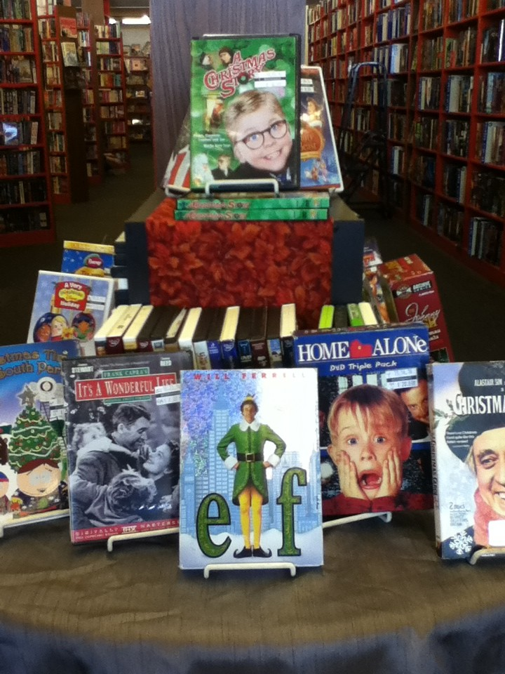 Bookmans Recommends: Christmas Movies to Get You Into the Holiday Spirit