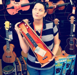 Ukuleles Make Great Last Minute Gifts