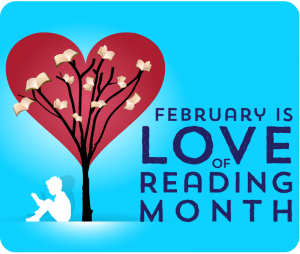 Love of Reading 2015