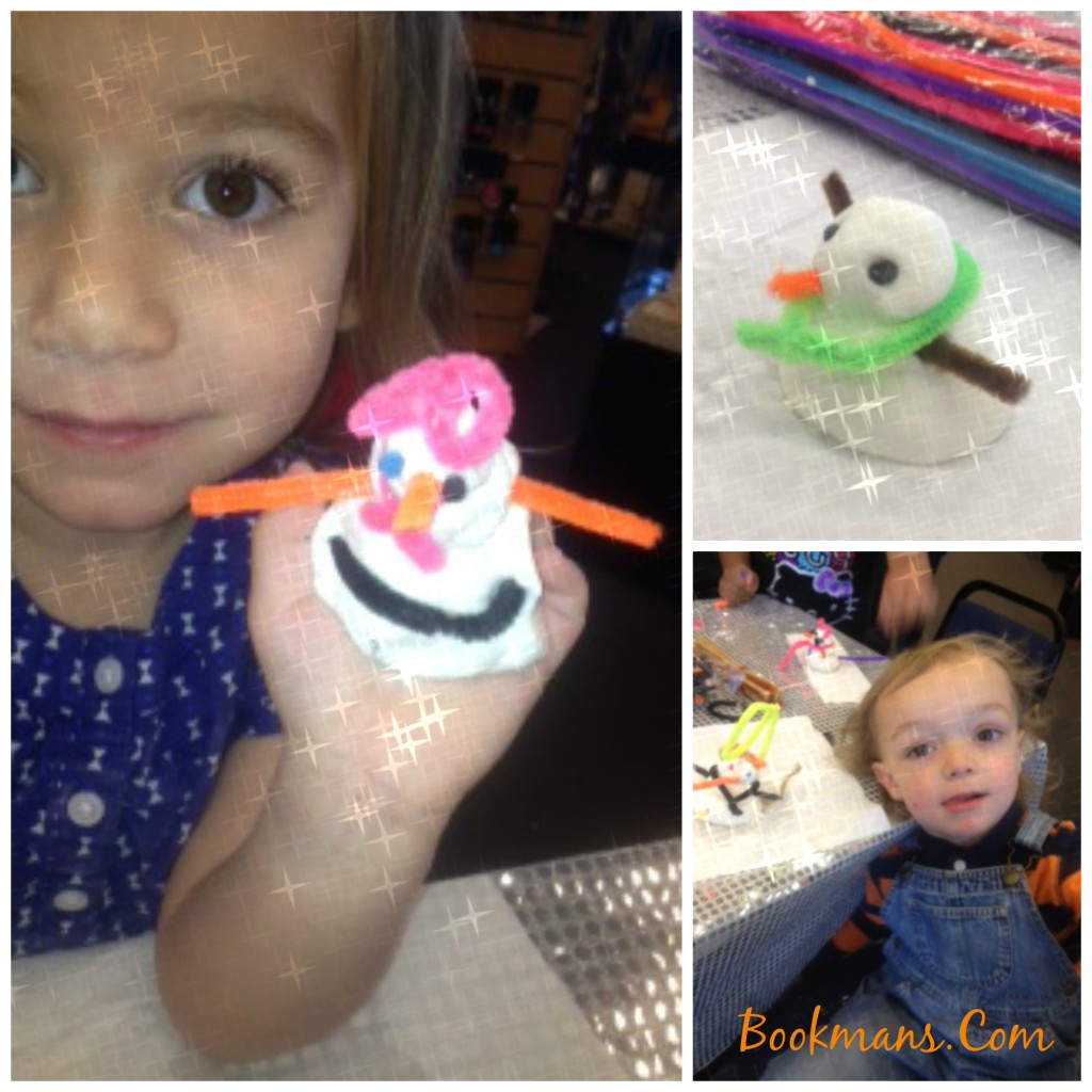 Do You Want to Build a Snowman? (Tutorial) | Bookmans ... - photo#38