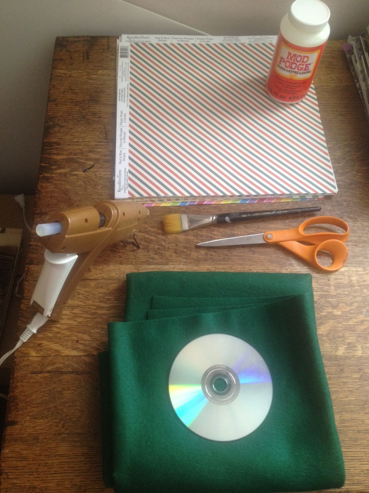 Recognize the 4th R and Repurpose CDs | Bookmans ... - photo#30