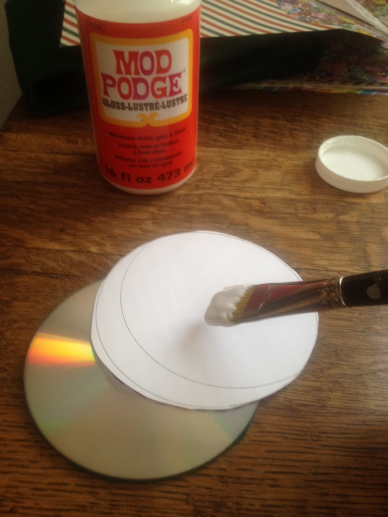 Repurpose CDs