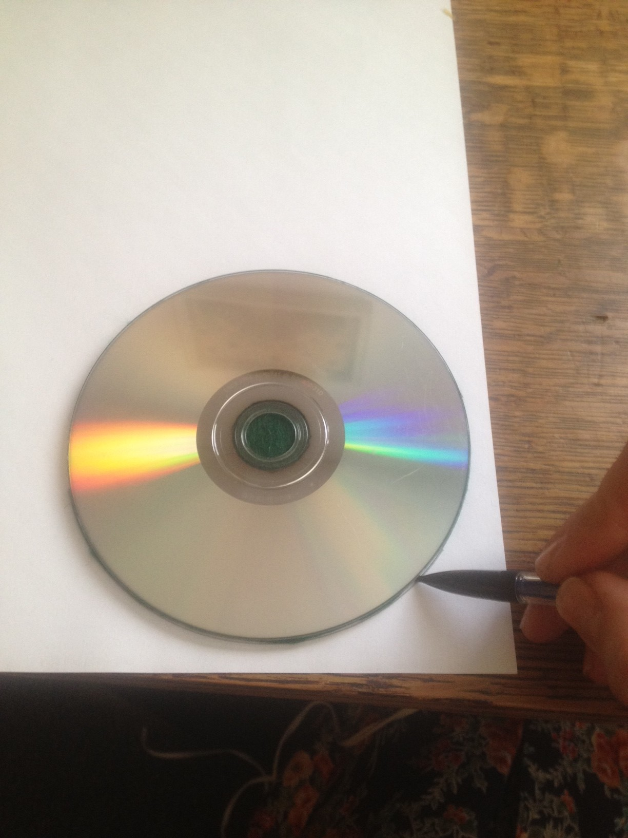 Recognize the 4th R and Repurpose CDs | Bookmans ... - photo#36