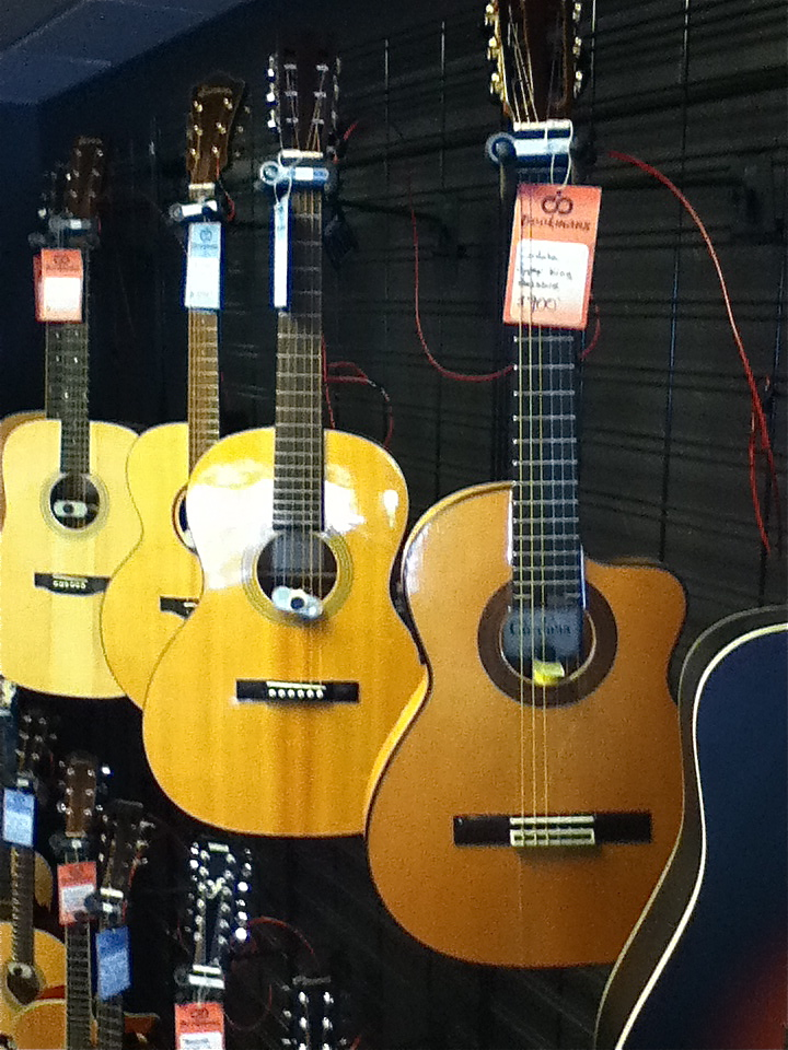 discounted high quality guitars
