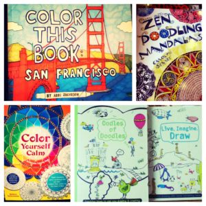 Crayon Therapy for Adults
