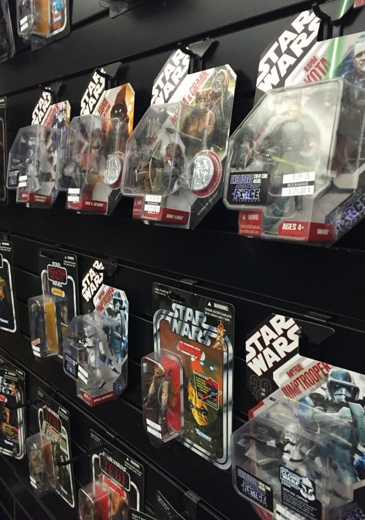 The Force Is Strong with Star Wars Collectibles