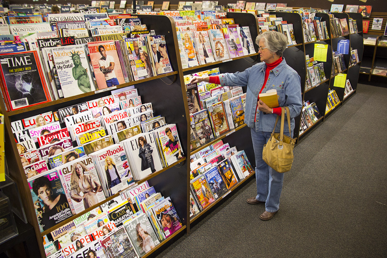 Catch Up On the Latest at Bookmans Flagstaff