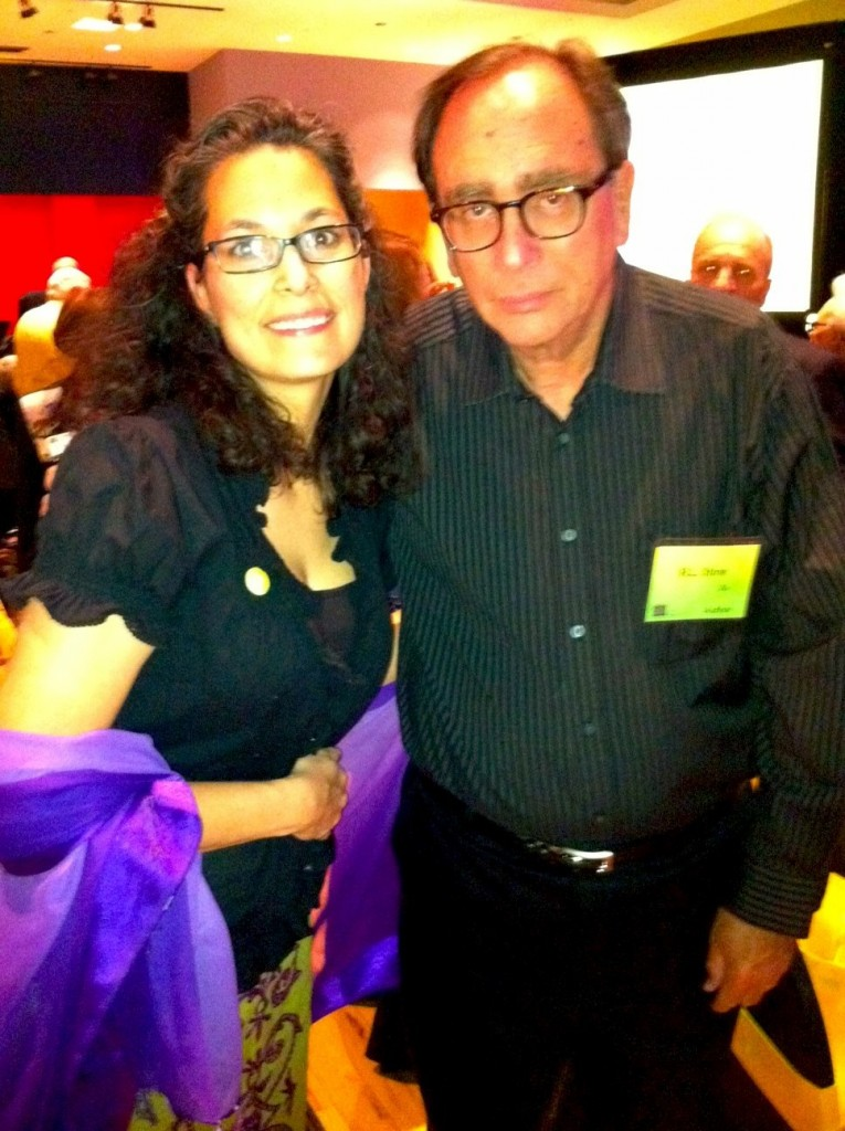 R.L. Stine at the Tucson Festival of Books