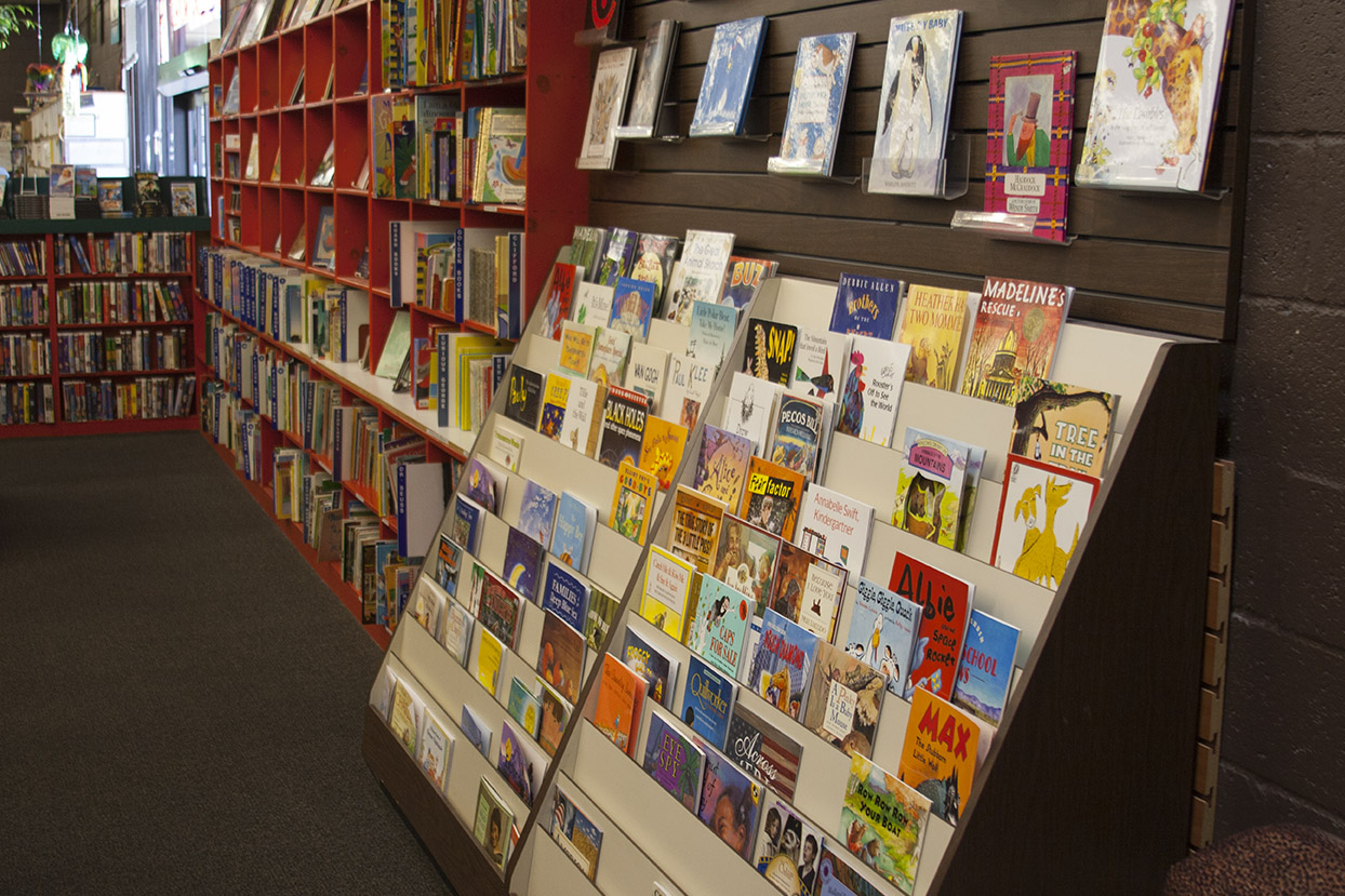 Bookmans Ina Has Even More Books for Kids