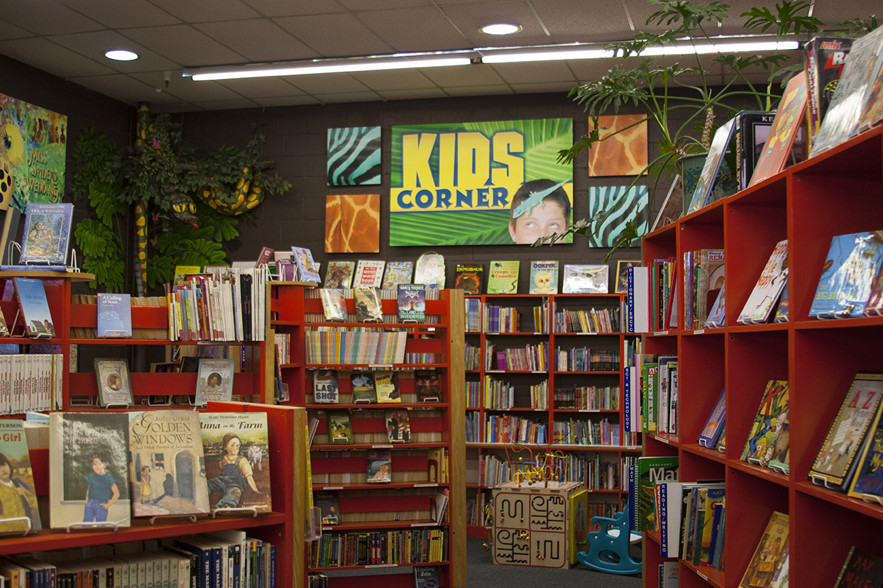 Kids Welcome at Bookmans Ina