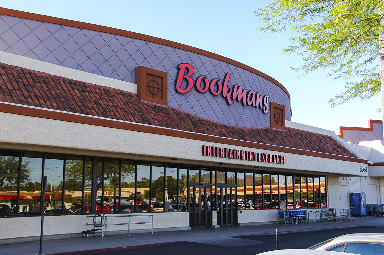 Welcome to Bookmans Phoenix