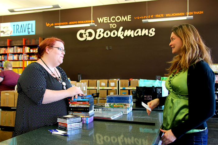 Bookmans Guide for What to Do with Unwanted Gifts