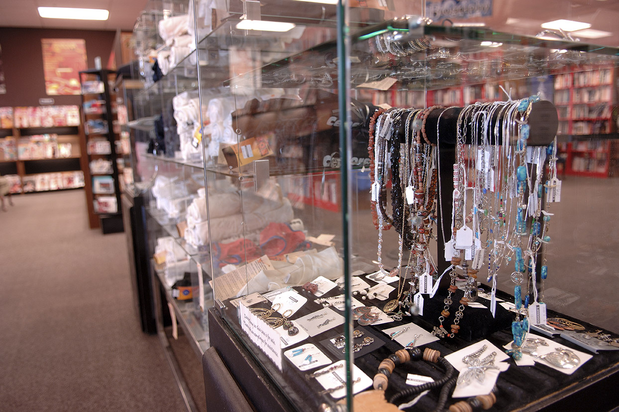 Vintage, Locally Made and Modern Jewelry Is a Bargain at Bookmans Speedway