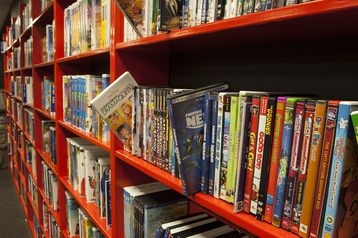 Pick Up Hard to Find Movies at Bookmans Speedway