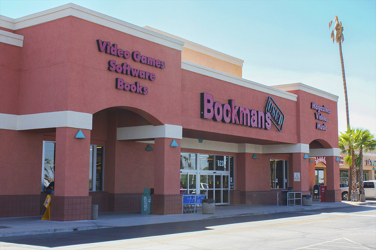 Bookmans east bookmans entertainment exchange for Jewelry stores mesa az