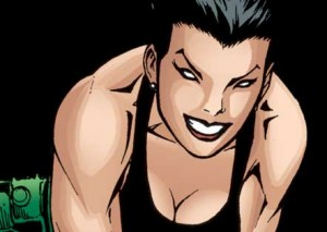 Eight Awesome Marvel Superheroines: Yukio