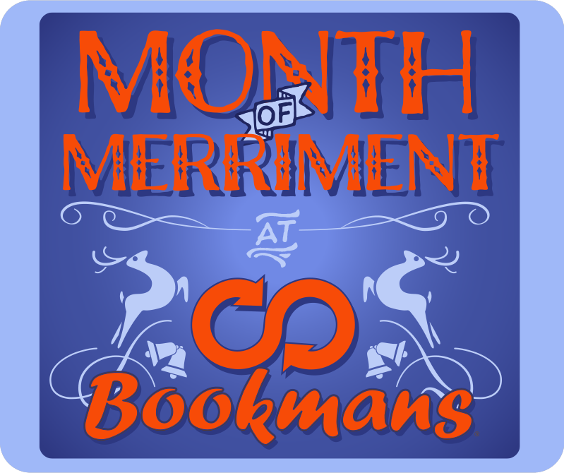 Enjoy a Month of Merriment at Bookmans