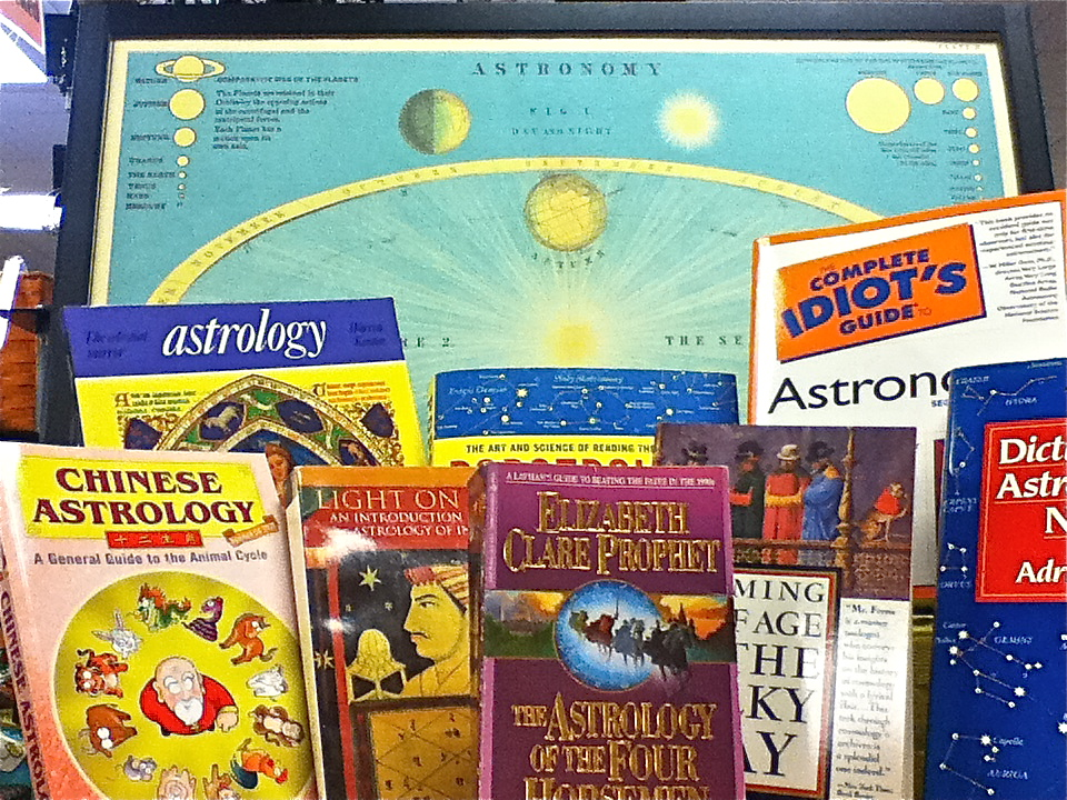 Astronomy, Astrology and Linda Goodman