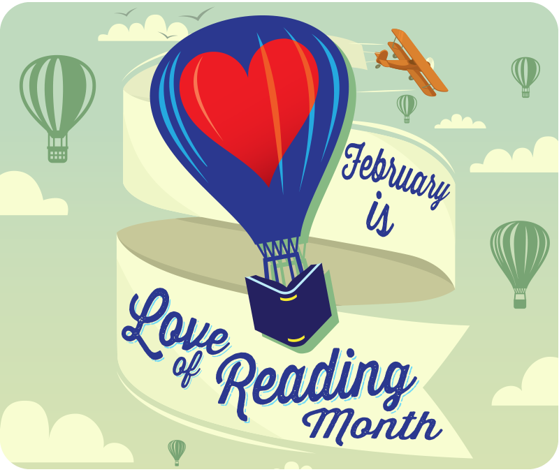 Let's Celebrate Our Love of Reading