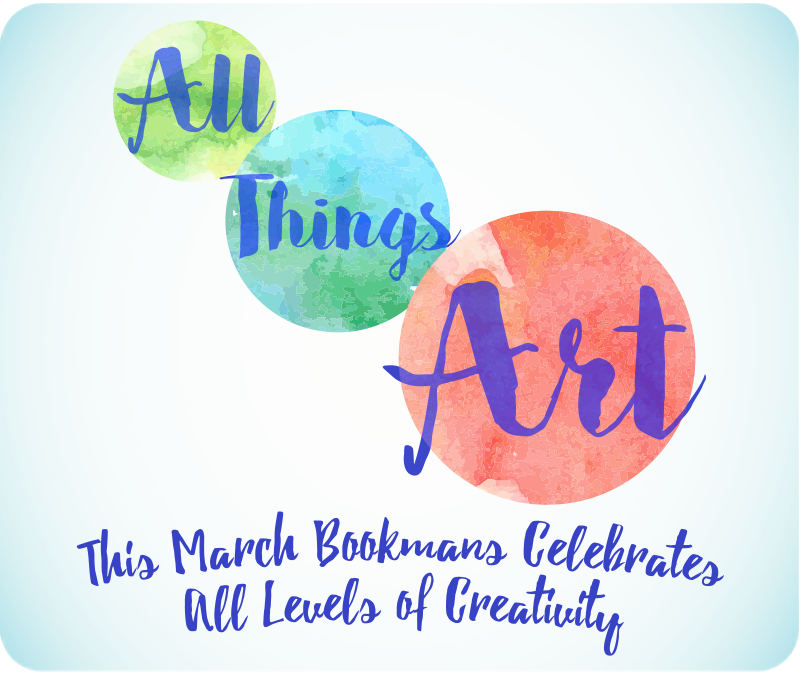 All Things Art Month Blooms with Creative Opportunities