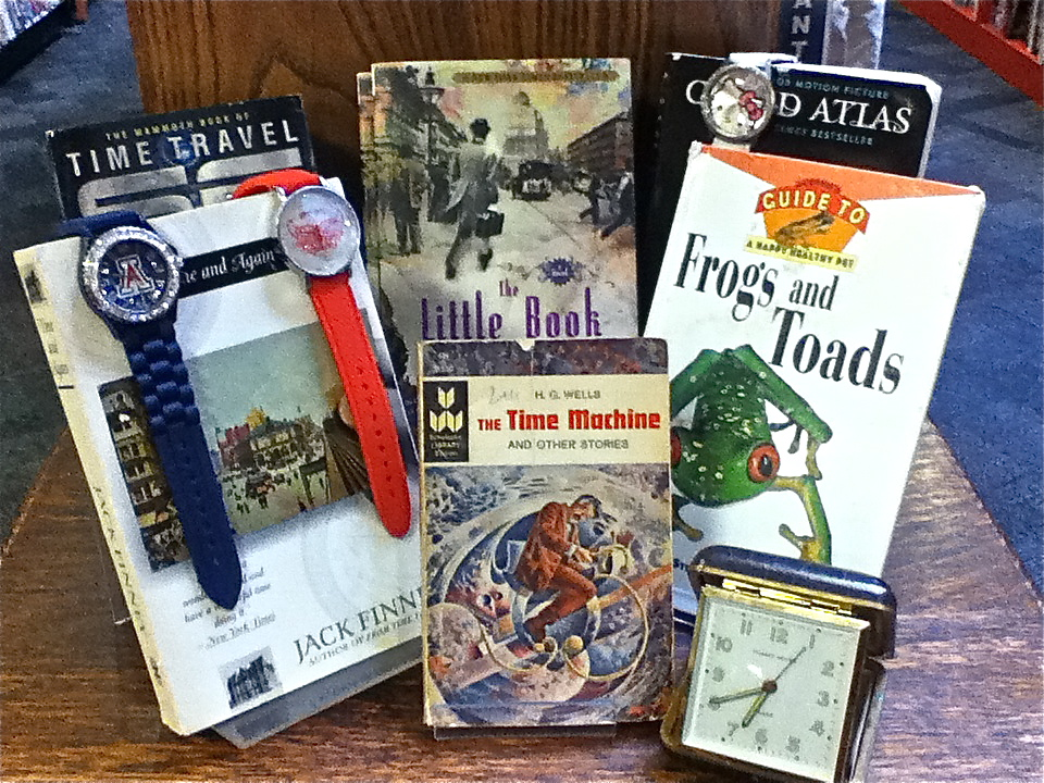 Bookmans Recommends: Time Travel Books for Leap Day