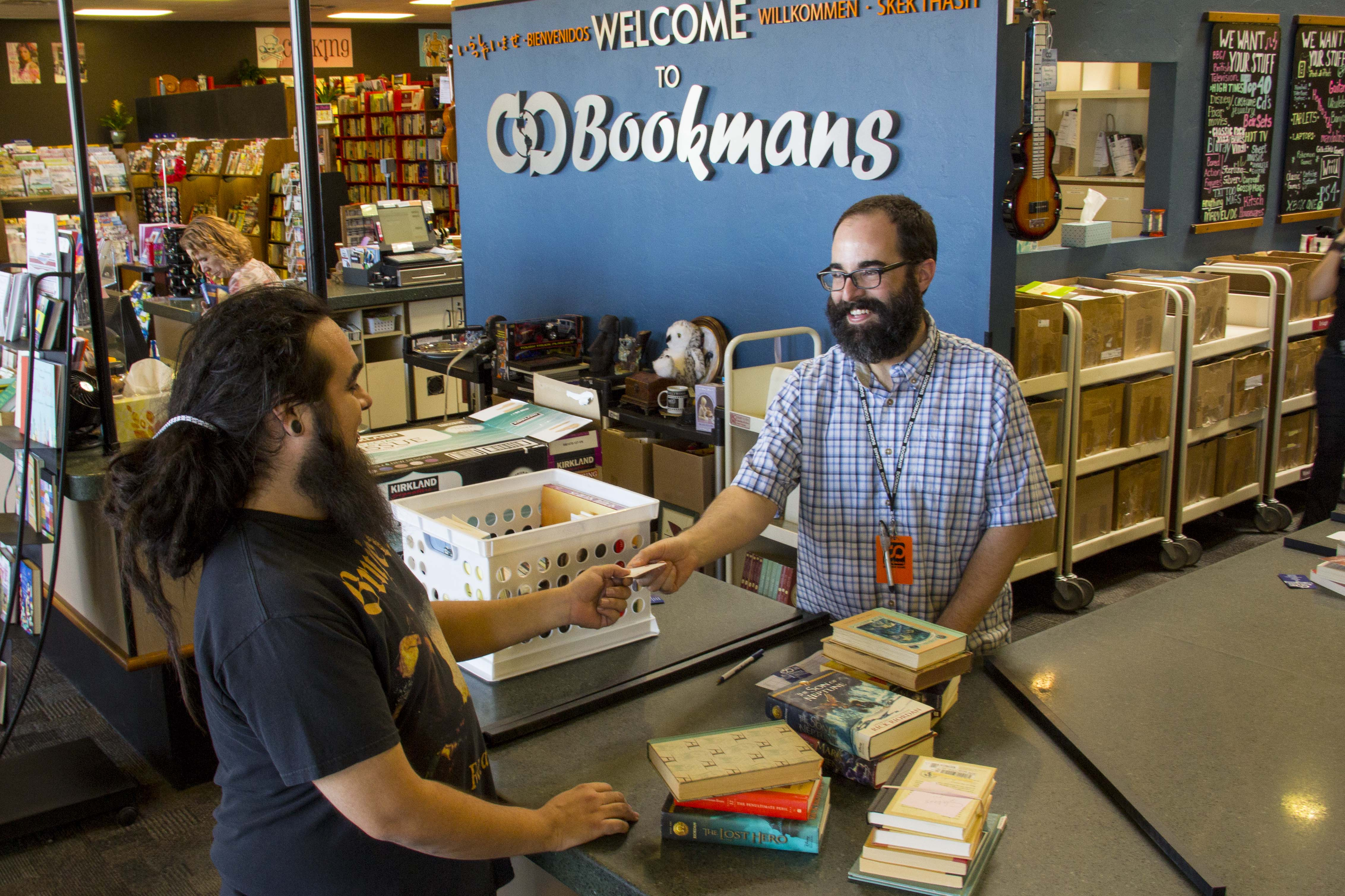 What We Want to Buy | Bookmans Entertainment Exchange
