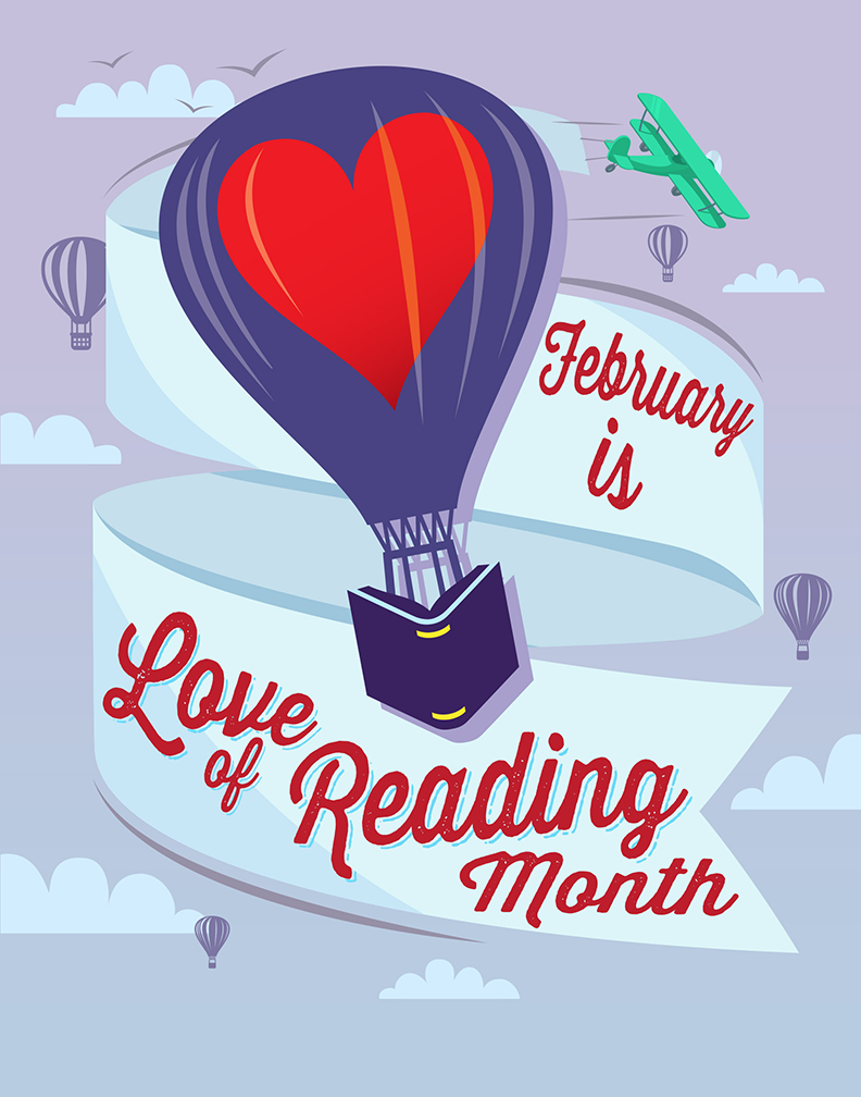 #LoveOfReading