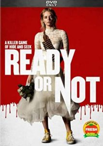 ready or not dvd cover