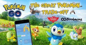 Pokemon Go Great Pokemon Trade-Off