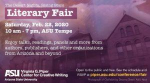 Literary Fair at ASU Tempe