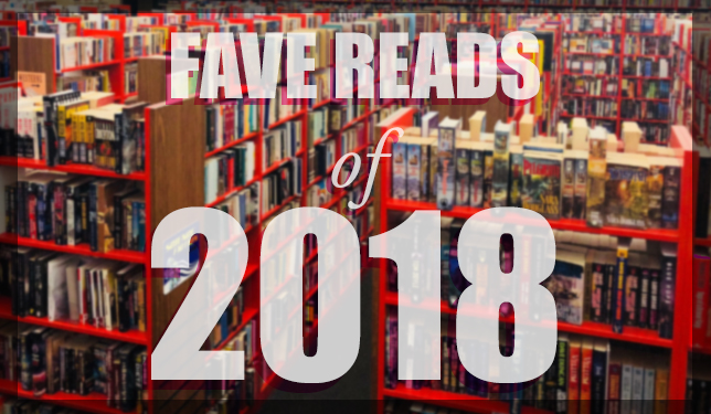 Fave Reads of 2018! | Bookmans Entertainment Exchange