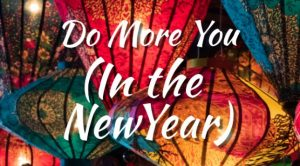 Do More You in the New Year image