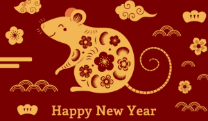 Chinese New Year year of the rat