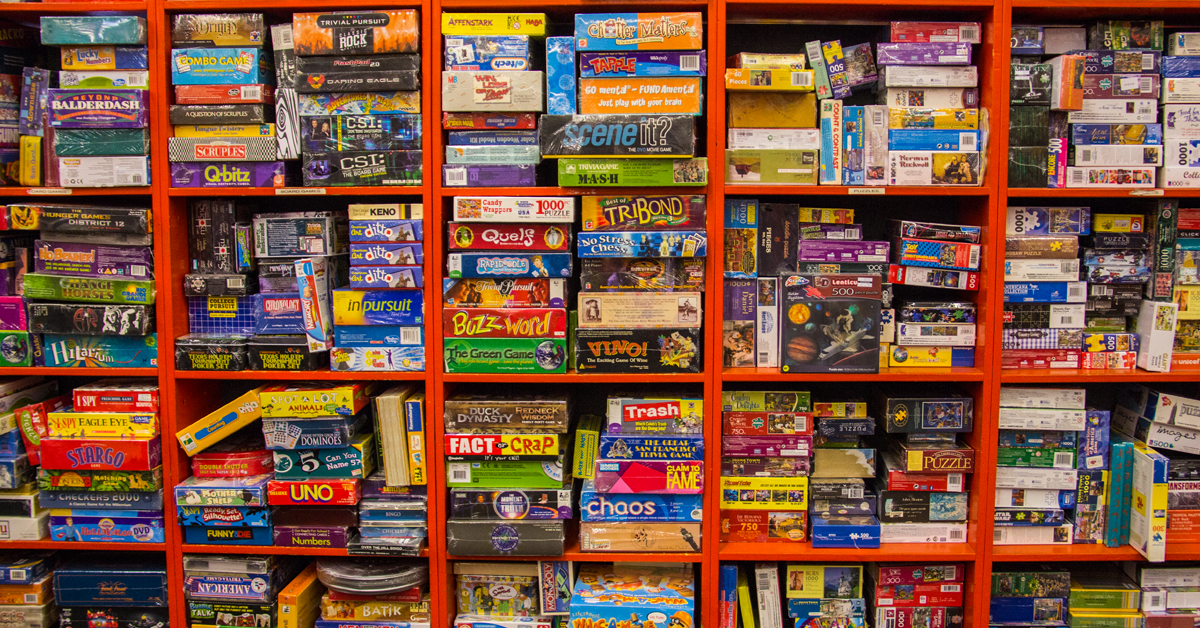 3 Board Games You Have To Play This Thanksgiving | Bookmans Entertainment  Exchange