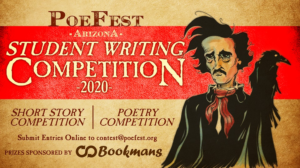 Halloween Poetry Contest 2020 PoeFest: Student Writing Competition 2020 | Bookmans Entertainment