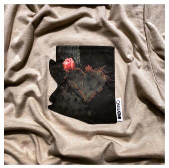 pocket t-shirt by qmulative