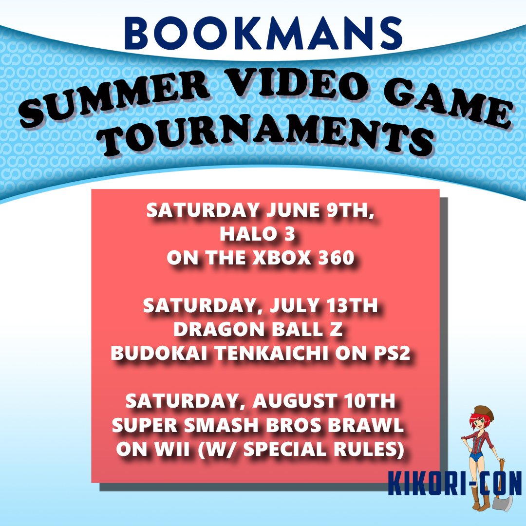 Events | Bookmans Entertainment Exchange