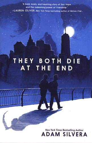 They Both Die at the End by Adam Silvera LGBTQ