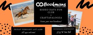 Rodeo Days Fun at Bookmans