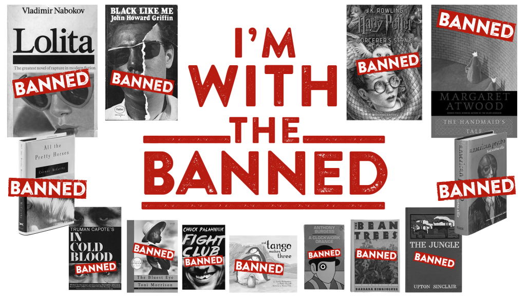 i'm with the banned cover image