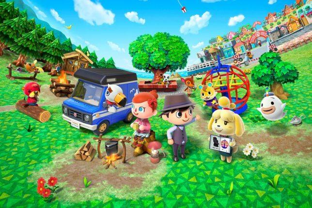 Animal Crossing still image