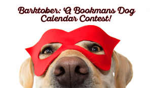 barktober dog calendar contest